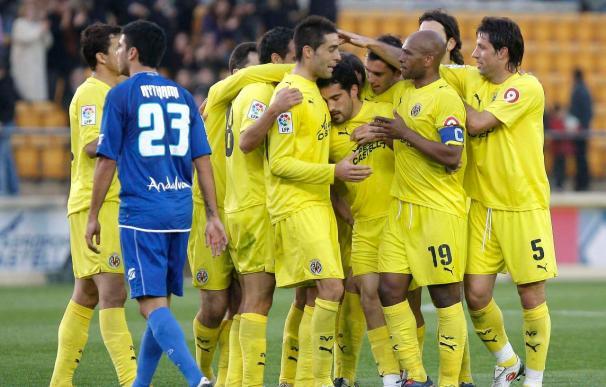 El Villarreal suma tres encuentros sin recibir goles casi dos años después