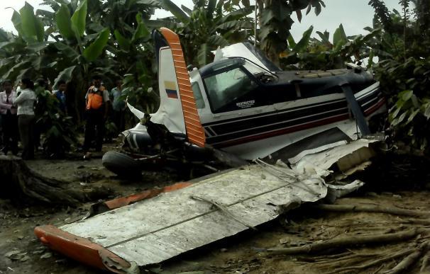 Dos muertos en un accidente de avioneta en Menorca