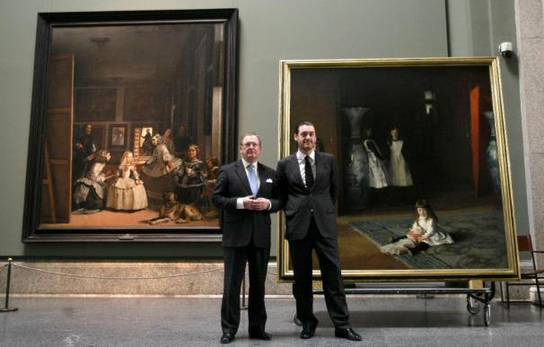 La obra maestra de Sargent se reúne con la de Velázquez en el Museo del Prado