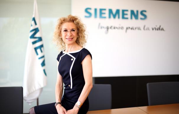 Ana Campón, nueva directora financiera de Siemens España