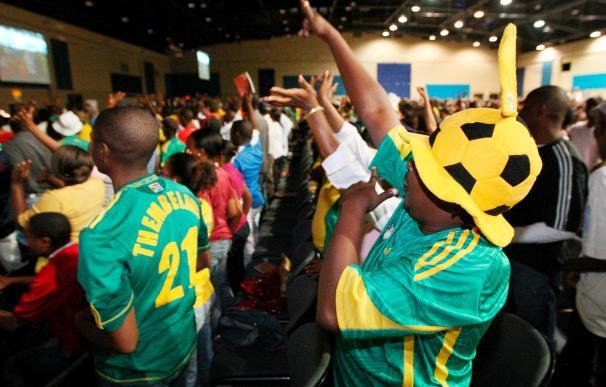 Sogecable subasta dos paquetes de partidos del Mundial de Sudáfrica