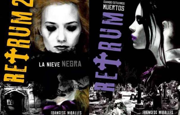 La saga Retrum, de Francesc Miralles
