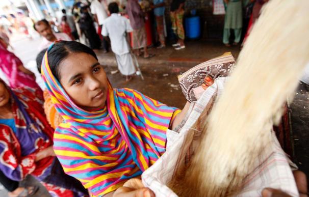 Oxfam insta al G20 a apostar por las reservas de alimentos