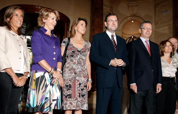 Rajoy promete pactos si gana, porque ve impensable conseguirlos con Zapatero