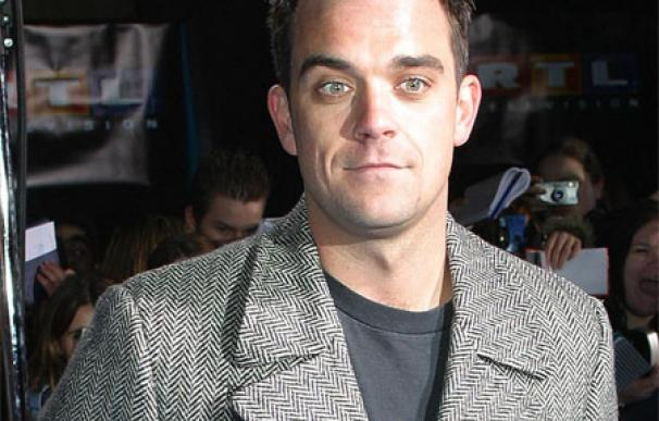 Robbie Williams no conduce