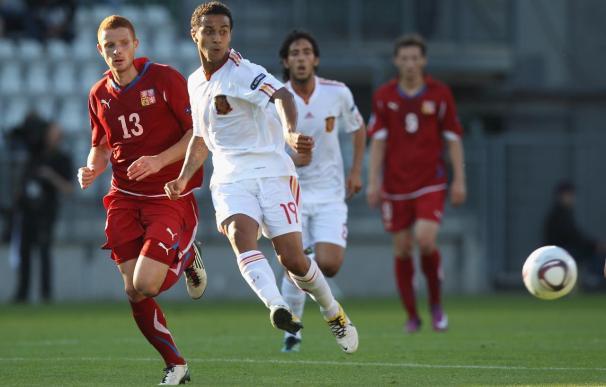 Czech Republic v Spain - UEFA European U21 Championships