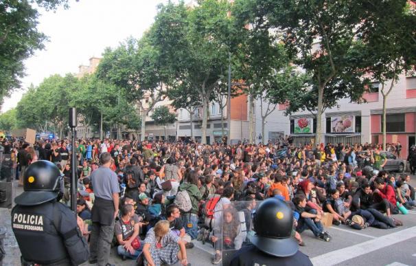 15M.- El Parlamento catalán se suma a las diligencias abiertas por Fiscalía por el bloqueo