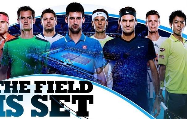 Ferrer y Nishikori estarán en Londres