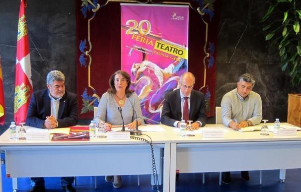 La Feria de Teatro de CyL celebra su 20 aniversario con medio centenar de espectáculos del 22 al 26 de agosto