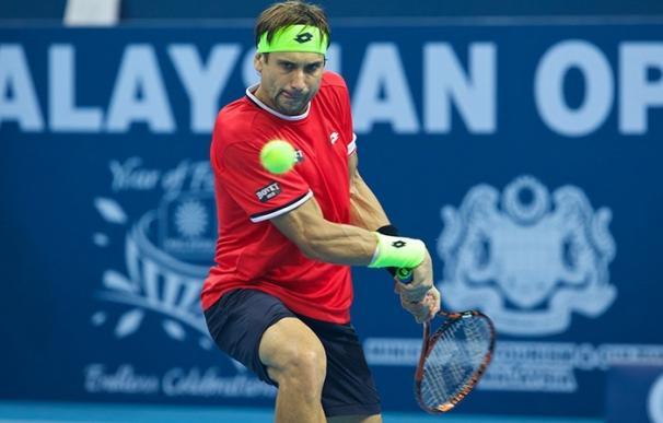 David Ferrer estará en el torneo de Maestros de Londres.