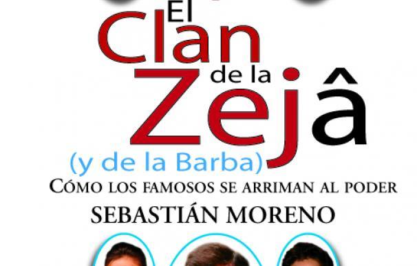 Portada del libro `El clan de la Zeja (y de la barba)´, de Sebastián Moreno