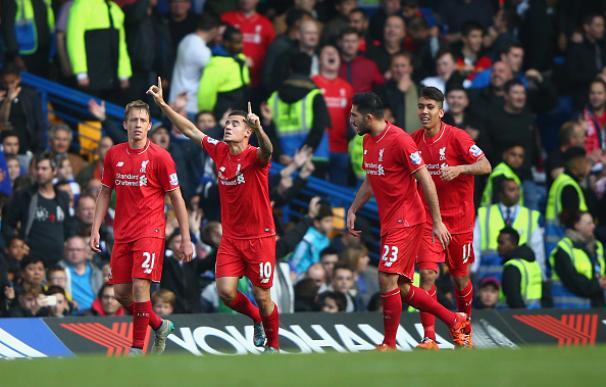 Klopp pudo con Mourinho en Stamford Bridge.