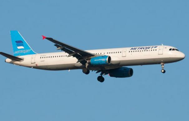 Un airbus A-321 ruso con 224 personas a bordo se estrella en el Sinaí