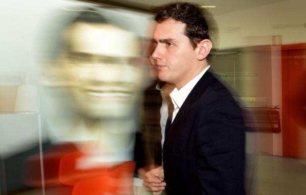 Albert Rivera, líder de Ciudadanos, en una imagen de archivo (Javier Soriano/AFP)
