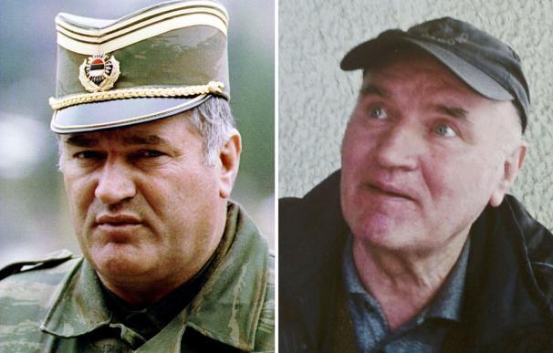 Ratko Mladic, de general de Milosevic a preso por criminal de guerra