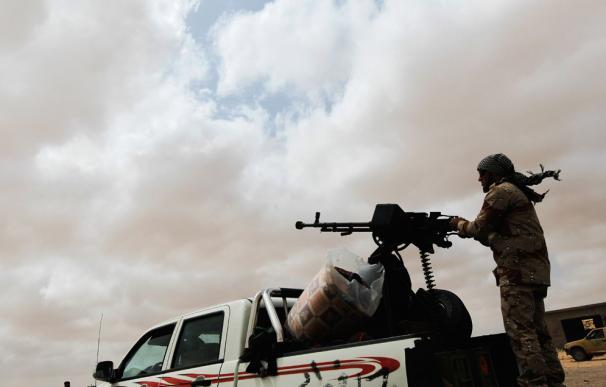 James Foley fue compañero del periodista español Manu Brabo en su reclusión en Libia.