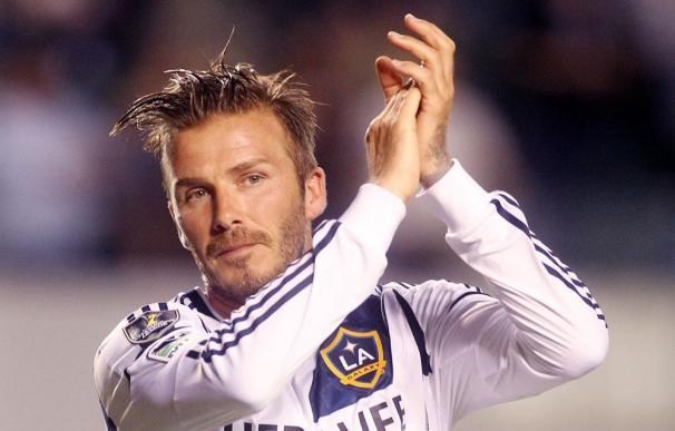 Los hijos de David Beckham también quieren ser 'olímpicos'