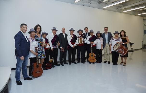 Elai-Alai recibe a grupos de Polonia, México, India, Rusia y Ecuador con motivo del Festival Internacional de Folklore