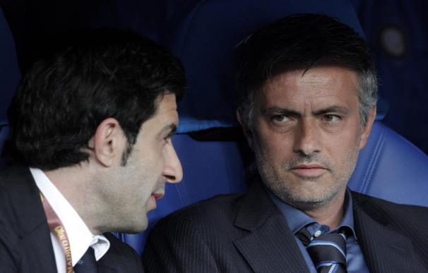 """El Inter """"no tiene prisa"""" y no cede en el pago de la cláusula de Mourinho"""