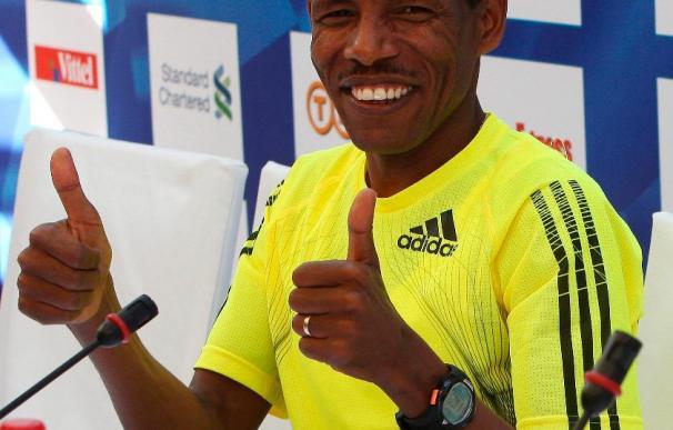 Gebrselassie correrá los 10 kilómetros de Madrid