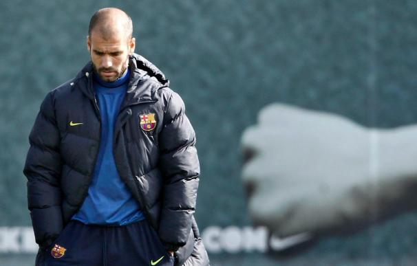 Competición incoa procedimiento disciplinario extraordinario a Pep Guardiola