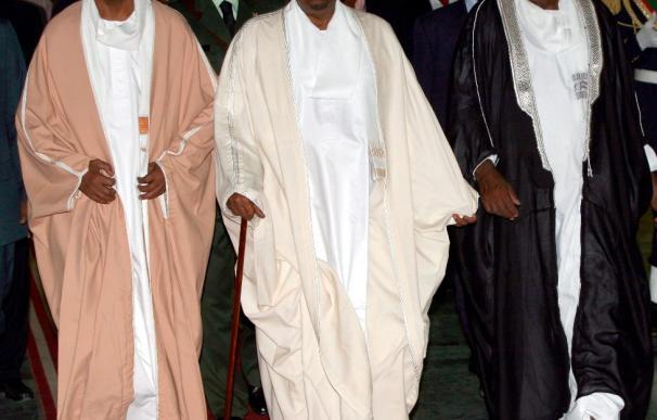 Al Bachir se compromete con el referéndum del sur durante la jura del cargo de presidente de Sudán
