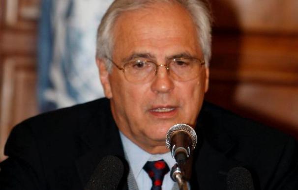 """El emisario de la ONU para el Sáhara exhorta en Argel """"a la plena cooperación"""" de todas las partes"""