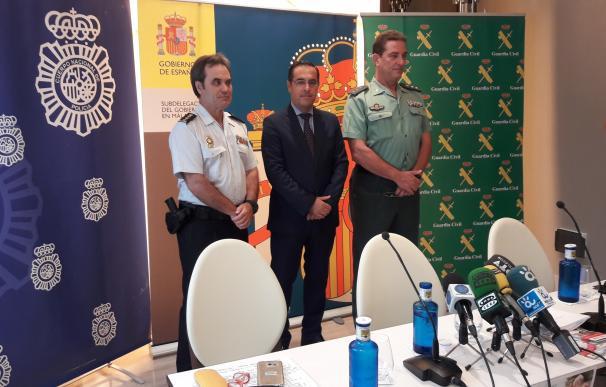 Málaga refuerza su seguridad este verano con 3.436 agentes de la Policía Nacional y la Guardia Civil