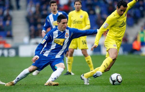 """El jugador del Espanyol Callejón dice que """"puede ser una gran semana"""""""