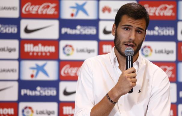 El Atlético de Madrid cede al portero André Moreira al SC Braga