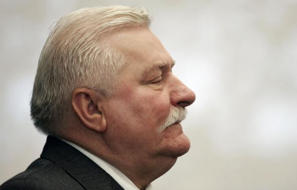 Lech Wałęsa ha conseguido demostrar que la política basada en la democracia, es una política de todos.