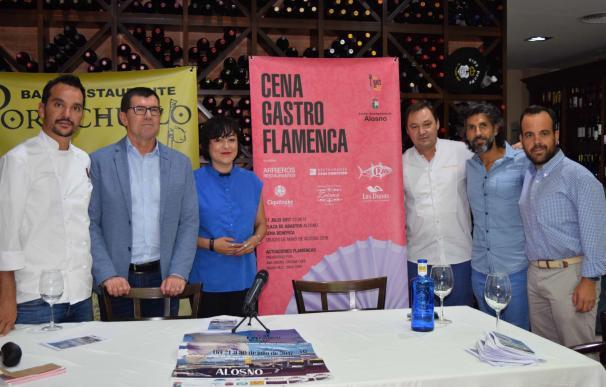 Alosno acogerá la primera cena Gastro Flamenca benéfica para promocionar las tradicionales Cruces de Mayo
