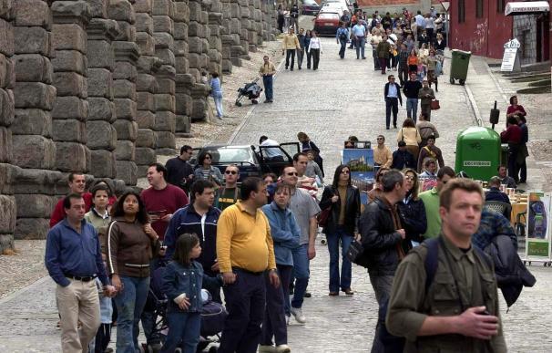 El gasto de los turistas extranjeros creció un 8,7 por ciento hasta abril