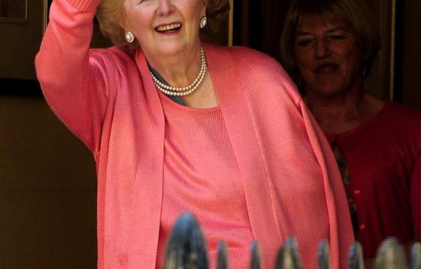 La Fundación de Aznar otorga su II Premio de la Libertad a Margaret Thatcher