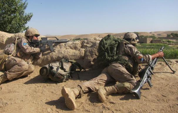 Afganistán.- Herido un militar español en un enfrentamiento de casi 12 horas con insurgentes en Badghis