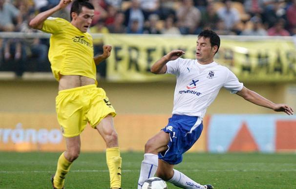 El Tenerife a buscar un argumento para derrotar al Villarreal, un rival que llega herido