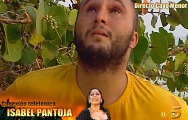 "Isabel Pantoja a Kiko Rivera: ""Aguanta hasta el final"""