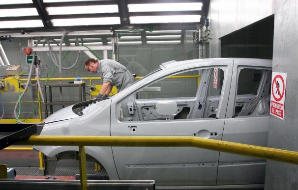 La producción de Nissan-Ávila aumentó el 173,2 por ciento en febrero y el 61,1 Renault Valladolid