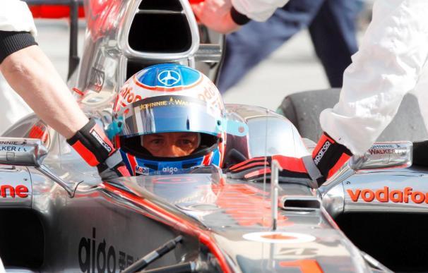 Button, convencido de que su equipo estará a la altura de Red Bull y Ferrari