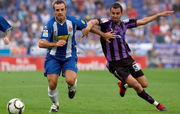 El Valladolid quiere refrendar su mejoría ante el Espanyol