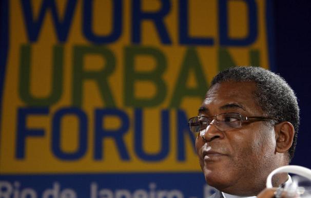 Bellerive subraya que su Gobierno debe liderar la reconstrucción de Haití