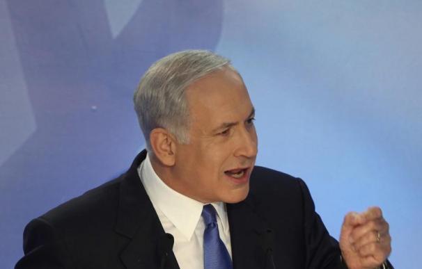 """Netanyahu: """"Jerusalén no es un asentamiento. Es nuestra capital"""""""