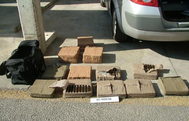 Los acusados del robo de 150 kilos de droga culpan al jefe de la UDYCO