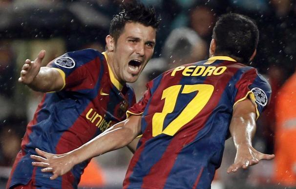 """Villa dice que fichó para jugar """"este tipo de partidos"""""""