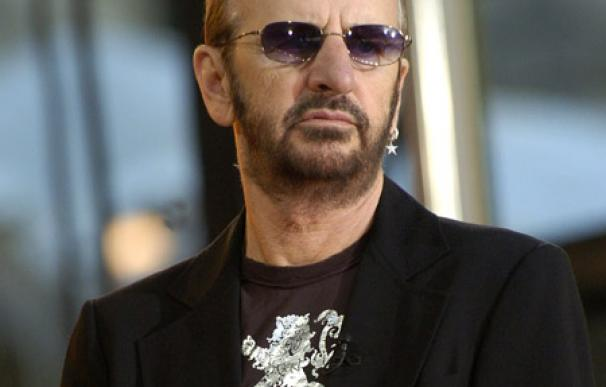 Ringo Starr: ''Los Beatles fueron afortunados por tenerme''