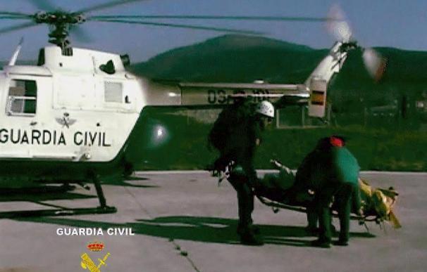 Localizado el cuerpo sin vida de un montañero en un barranco en Gredos