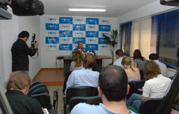 """Pacheco no dará """"ni un día de cortesía"""" al gobierno del PP y cree que Sánchez debía estar """"ya en su casa"""""""