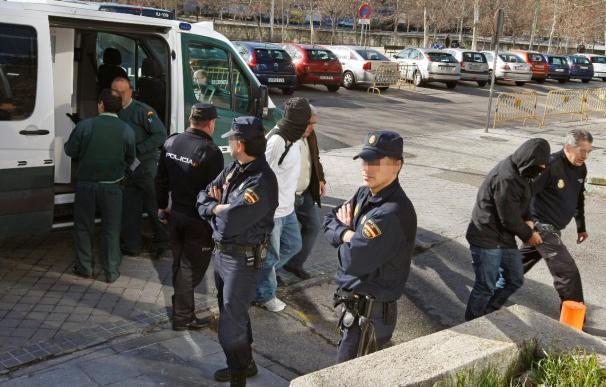 Penas de hasta 26 años y tres meses por el asesinato del capo Leónidas Vargas