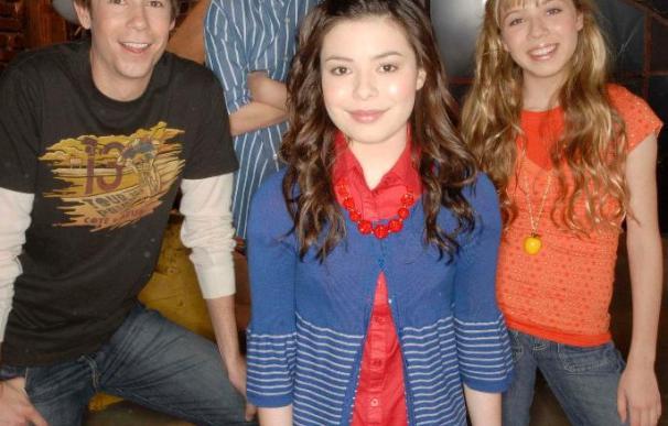 """Clan TVE estrena """"iCarly"""", una serie de aventuras adolescentes e internet"""