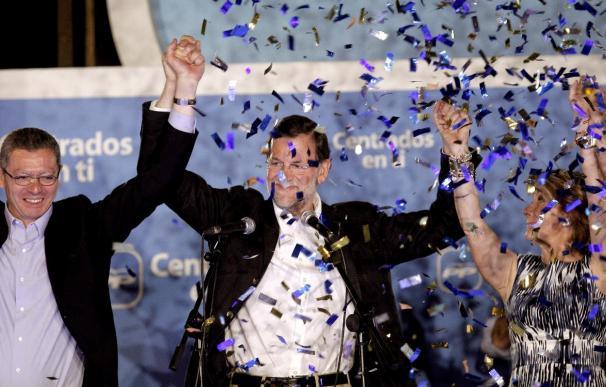 Gallardón recurre a la crisis para justificar la perdida de 120.000 votos